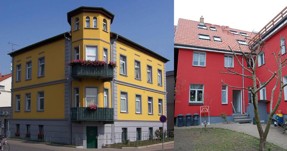 Zwei unserer Projekte in Waren/Müritz